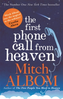 The First Phone Call From Heaven, Paperback Book