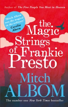 The Magic Strings of Frankie Presto, Paperback / softback Book
