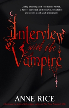 Interview With The Vampire : Number 1 in series, Paperback Book