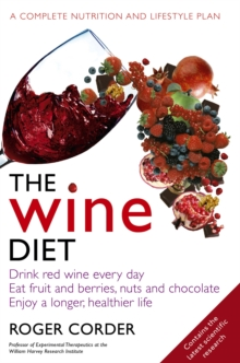 The Wine Diet, Paperback / softback Book