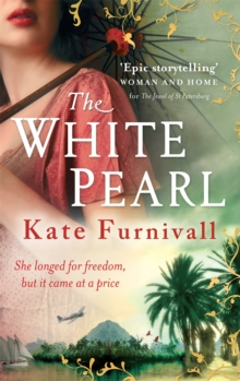 The White Pearl : 'Epic storytelling' Woman & Home, Paperback / softback Book