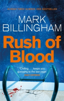 Rush of Blood, Paperback Book