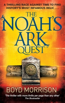 The Noah's Ark Quest, Paperback Book