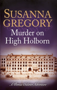 Murder on High Holborn, Paperback Book