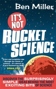 It's Not Rocket Science, Paperback Book