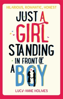 Just a Girl, Standing in Front of a Boy, Paperback Book