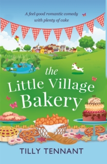 The Little Village Bakery, Paperback Book