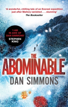 The Abominable, Paperback Book