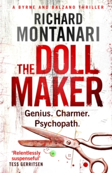 The Doll Maker, Paperback Book