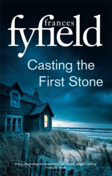 Casting the First Stone, Paperback Book
