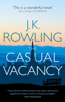 The Casual Vacancy, Paperback Book