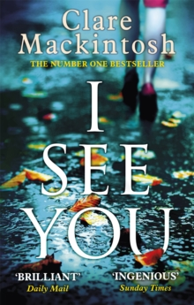 I See You : The Number One Sunday Times Bestseller, Paperback Book