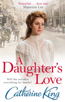 A Daughter's Love, Paperback Book