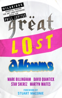 Great Lost Albums, Hardback Book