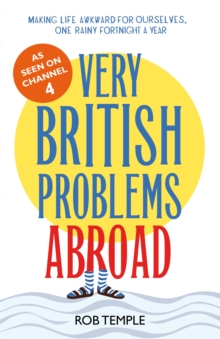 Very British Problems Abroad, Hardback Book