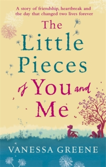 The Little Pieces of You and Me, Paperback Book