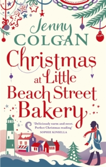 Christmas at Little Beach Street Bakery, Hardback Book