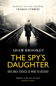 The Spy's Daughter, Hardback Book