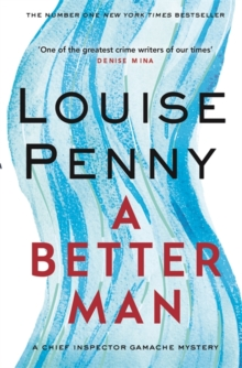 A Better Man, Hardback Book