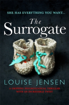 The Surrogate : A gripping psychological thriller with an incredible twist, Paperback Book