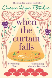 When The Curtain Falls : The TOP FIVE Sunday Times Bestseller, Hardback Book