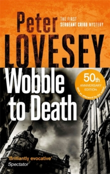 Wobble to Death, Paperback / softback Book