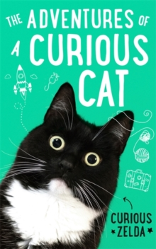 The Adventures of a Curious Cat : wit and wisdom from Curious Zelda, purrfect for cats and their humans, Hardback Book