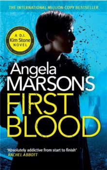 First Blood : A completely gripping mystery thriller, Paperback / softback Book