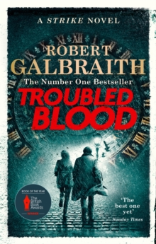 Troubled Blood, EPUB eBook