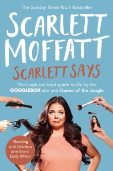 Scarlett Says, Paperback / softback Book