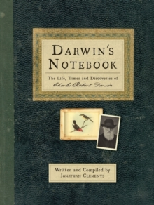Darwin's Notebook, Hardback Book