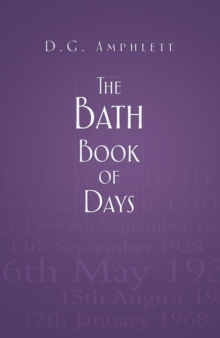 The Bath Book of Days, Paperback Book