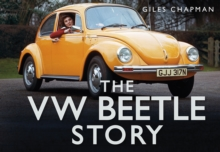 The VW Beetle Story, Hardback Book