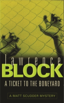 A Ticket to the Boneyard, Paperback Book