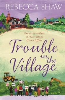 Trouble in the Village, Paperback Book