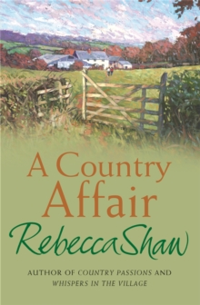 A Country Affair, Paperback Book