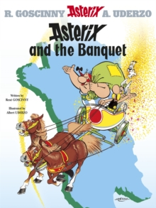 Asterix: Asterix and the Banquet : Album 5, Hardback Book
