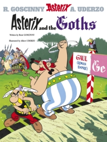 Asterix: Asterix and the Goths : Album 3, Paperback / softback Book