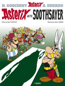 Asterix: Asterix and the Soothsayer : Album 19, Hardback Book