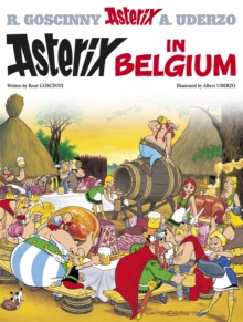 Asterix: Asterix in Belgium : Album 24, Hardback Book
