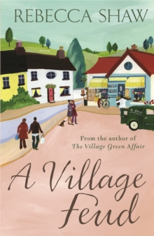 A Village Feud, Paperback Book