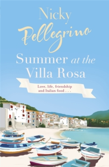 Summer at the Villa Rosa, Paperback Book