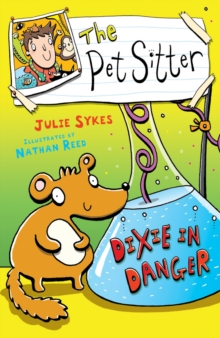 The Pet Sitter: Dixie in Danger, EPUB eBook