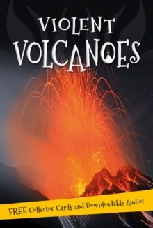 It's all about... Violent Volcanoes, Paperback / softback Book