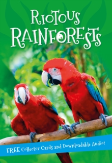 It's all about... Riotous Rainforests, Paperback / softback Book