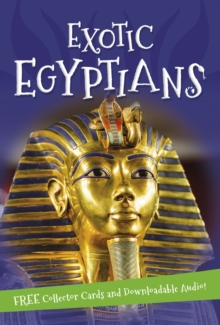 It's All About... Exotic Egyptians, Paperback Book