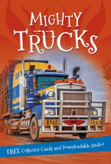 It's all about... Mighty Trucks, Paperback / softback Book