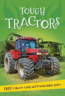 It's All About... Tough Tractors, Paperback Book