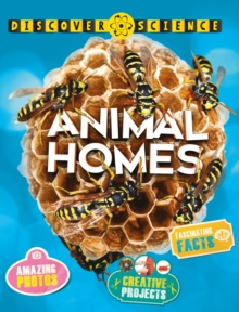 Discover Science: Animal Homes, Paperback Book