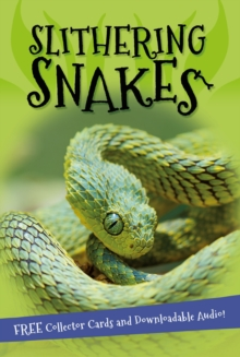 It's all about... Slithering Snakes, Paperback / softback Book